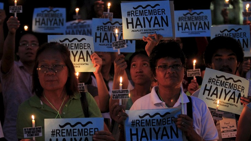 Two years on, Haiyan's victims still in limbo