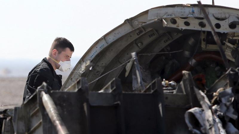 Forensics hold key to Egypt plane crash