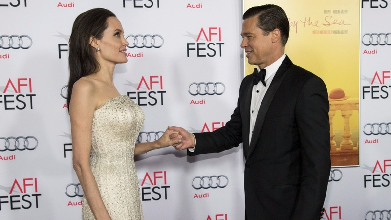 Jolie, Pitt reunite for 'By the Sea'