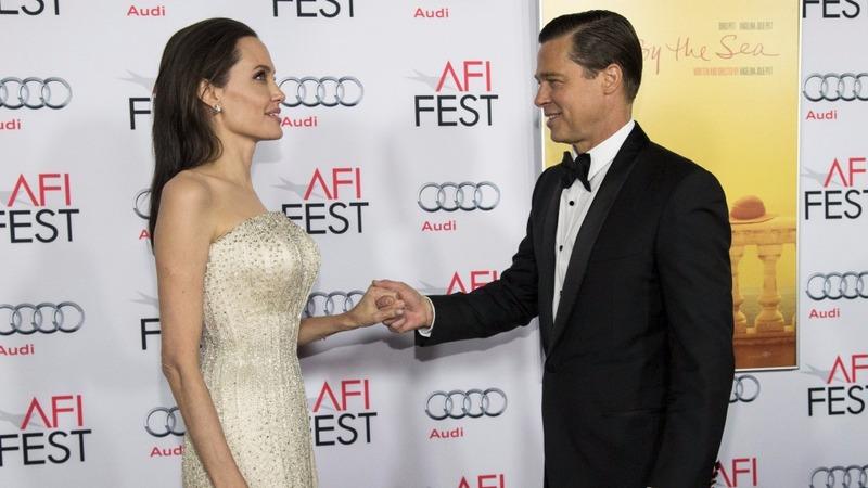 Jolie, Pitt reunite for 'By the Sea'