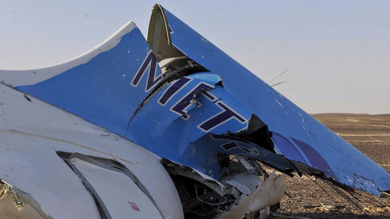 Egypt jet crash: '90 percent sure it was bomb'