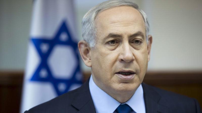 Netanyahu hits DC, seeks security promise