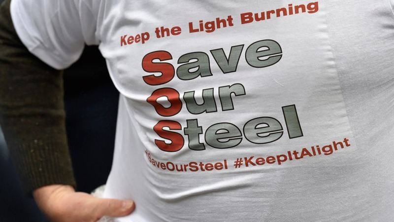 UK steelmakers urge action on Chinese imports