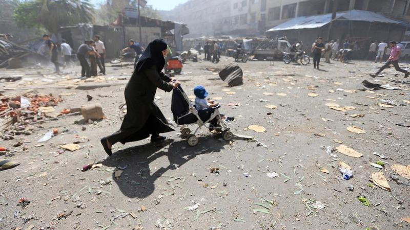 Russia denies drafting Syria peace plan