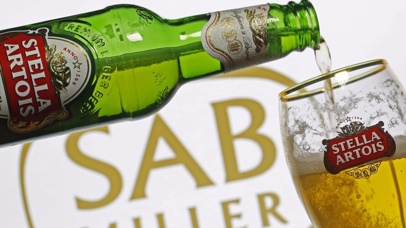 100 billion dollar beer deal is on!