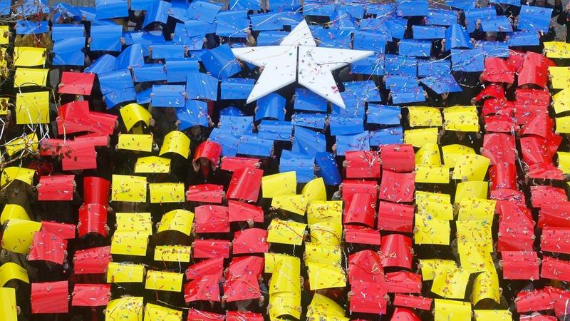 Spain seeks to block Catalonia secession bid in court