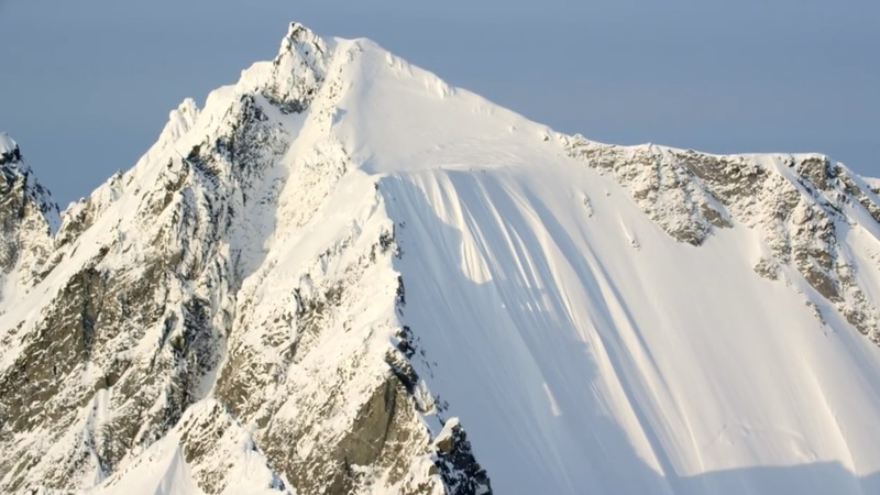Pro skier cheats death after falling 1,600 feet