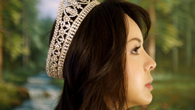Beauty queen says China wants her out