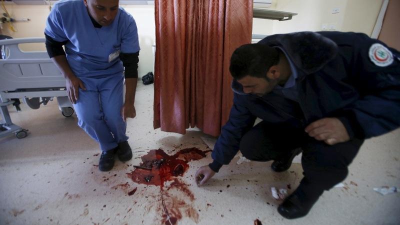 Israeli forces kill Palestinian in hospital raid