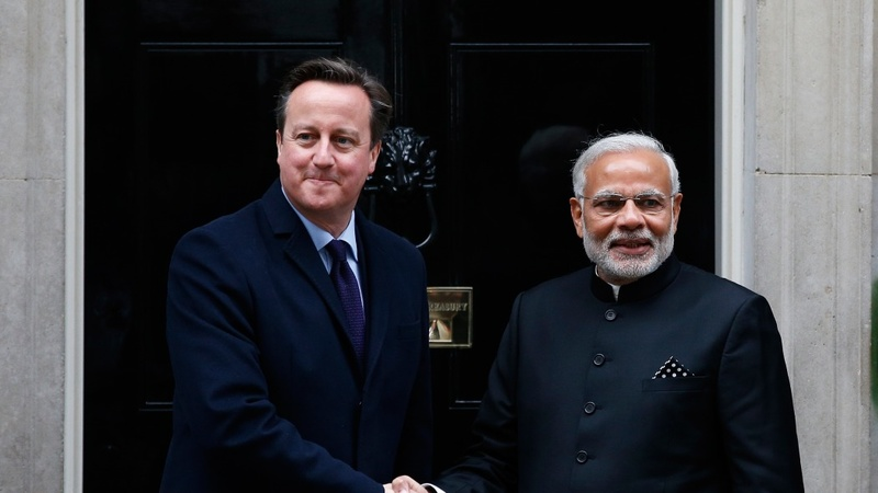 VERBATIM: Big plans for UK-India relations