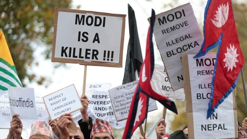 UK signs £9bn India deals amid Modi protests