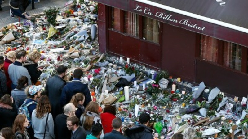 France names first attacker after carnage