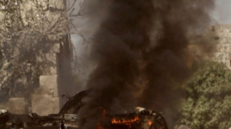 Islamic State issues threat on Washington