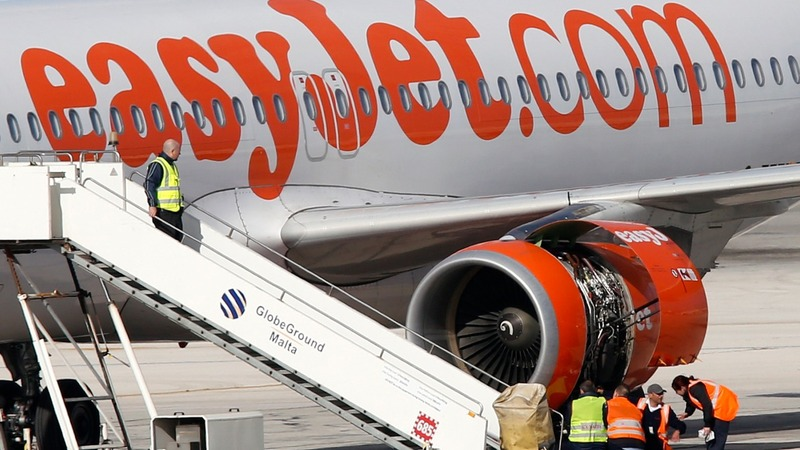 easyJet confident despite security fears