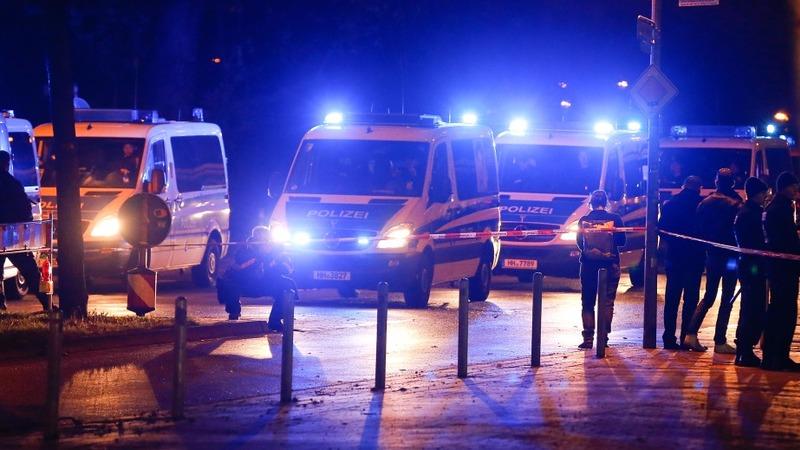 Hanover stadium evacuated after security alert