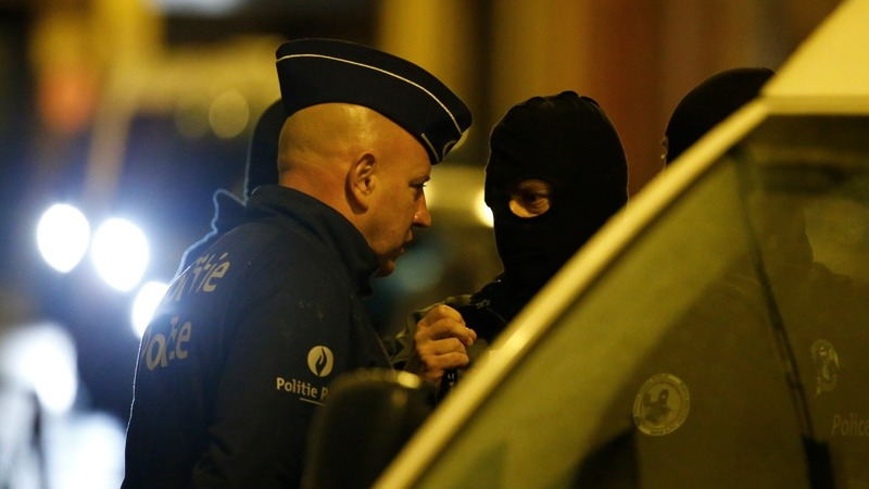 Police hunting ninth suspect in Paris attack
