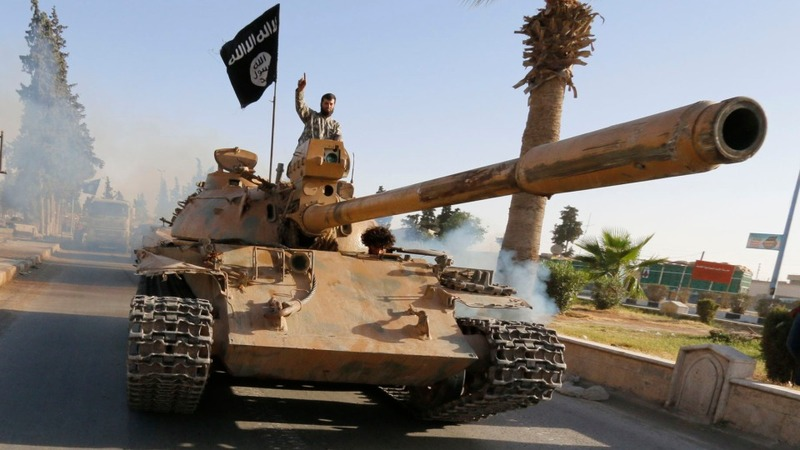 US takes aim at ISIS oil supply