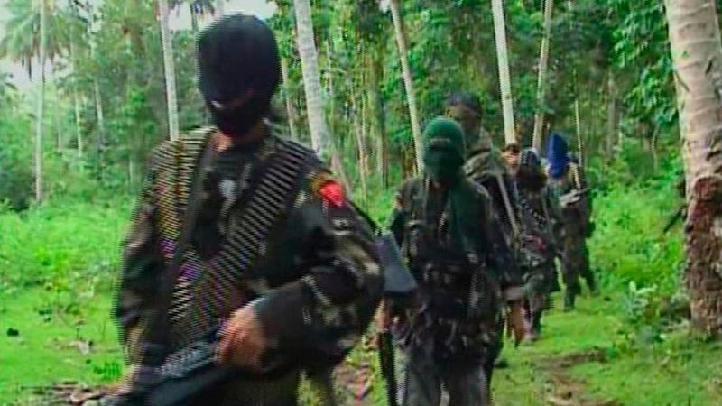Philippine militants behead captive: report