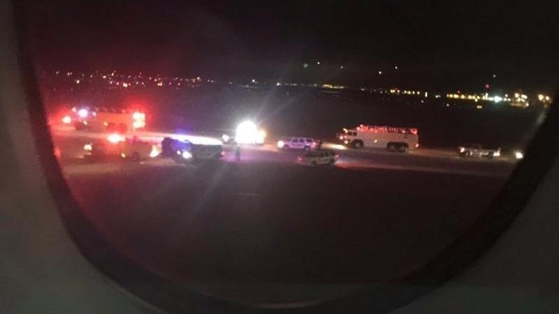 Bomb threats divert two Paris-bound flights