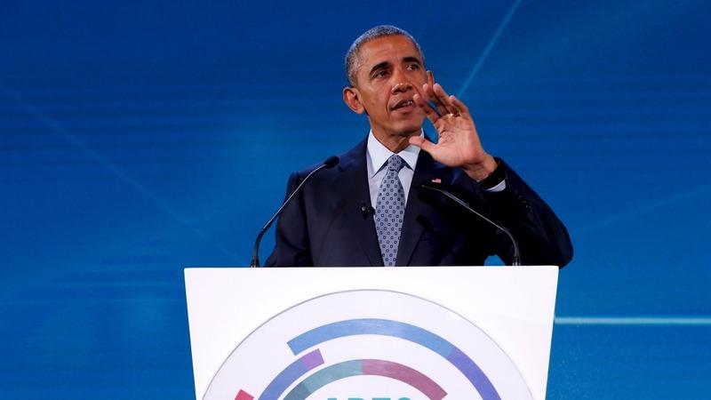 VERBATIM: Obama slams critics on Syria refugees