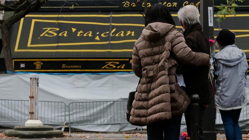 Paris attacker skipped police watch