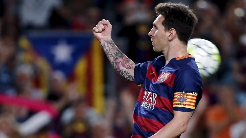Messi returns to reunite 'MNS' for 'El Clasico'