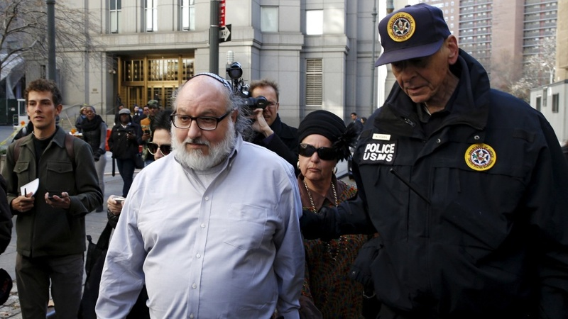Convicted spy trades life sentence for ankle monitor