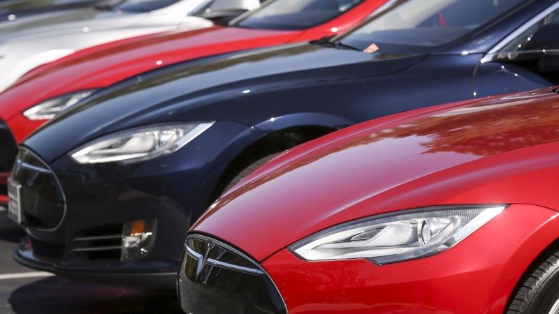 Tesla recalls 90,000 cars over a seatbelt