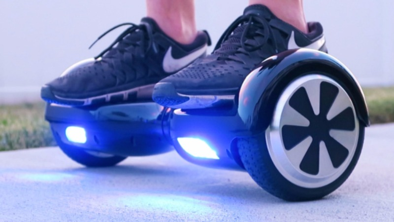 'Hoverboards' declared illegal in NYC