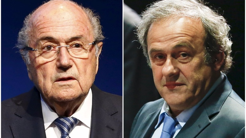 FIFA wants sanctions against Blatter, Platini