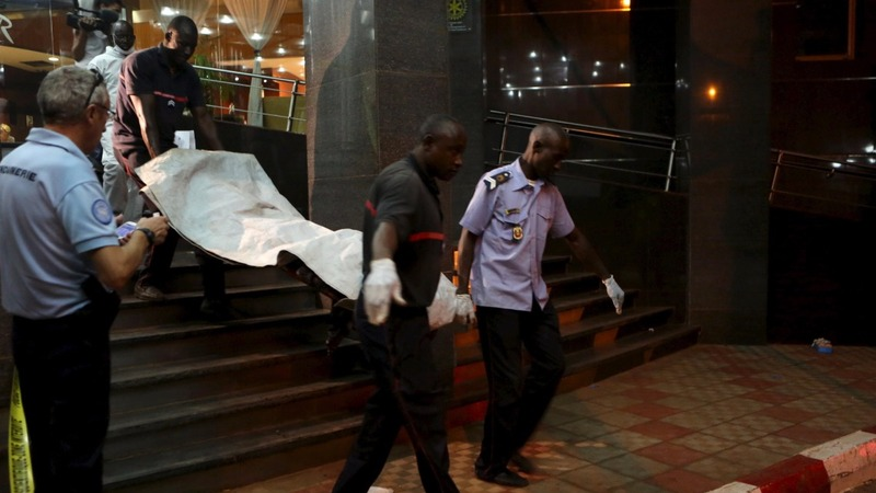 Hotel attack shifts focus to threats in Africa