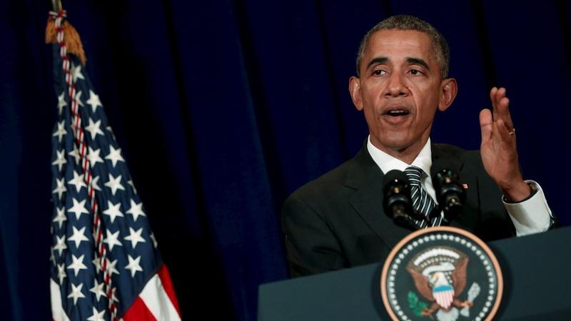 VERBATIM: Assad can't regain legitimacy in Syria - Obama