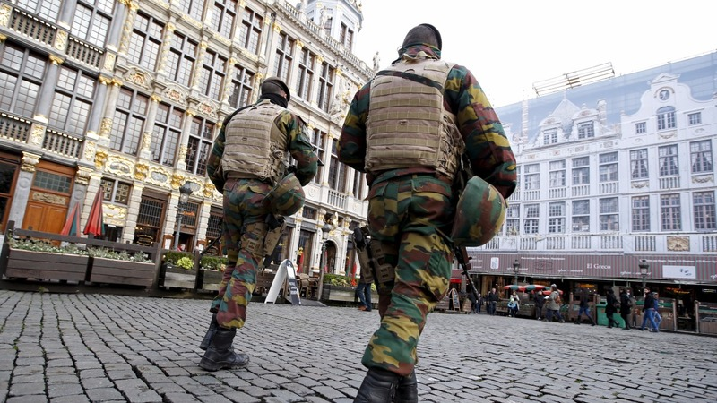'Several suspects' at large in Brussels