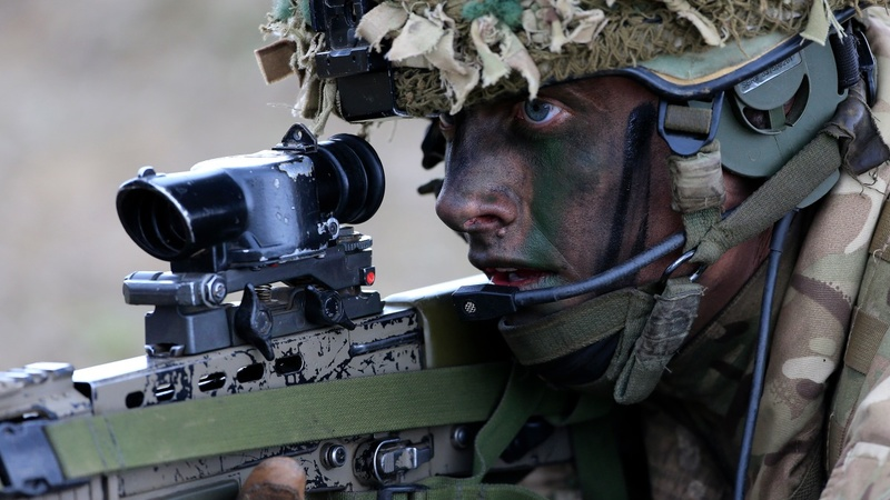 UK 'strike brigades' to target changing threats