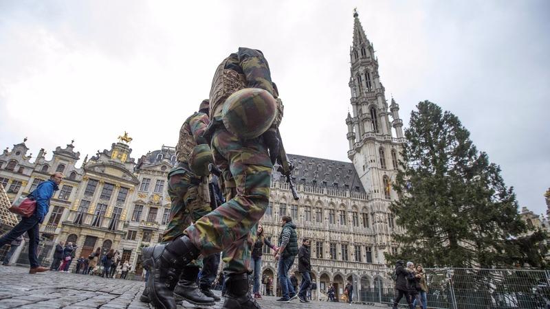 Belgium: Europe's base for jihadis?