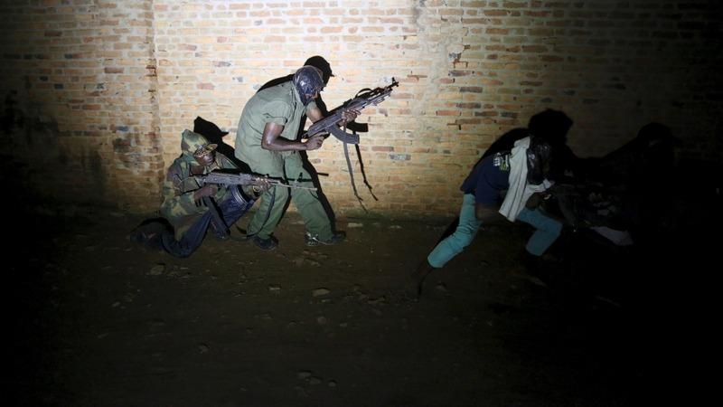 Vigilantes roam Burundi in deepening crisis