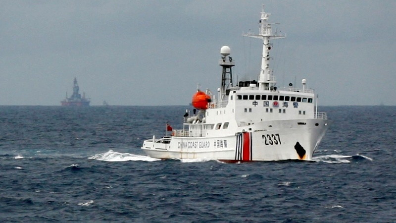 Beijing brushes off South China Sea case