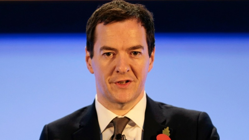 Osborne sharpens Autumn Statement axe