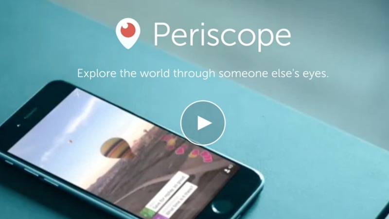 Brands brave a new ad format - Periscope