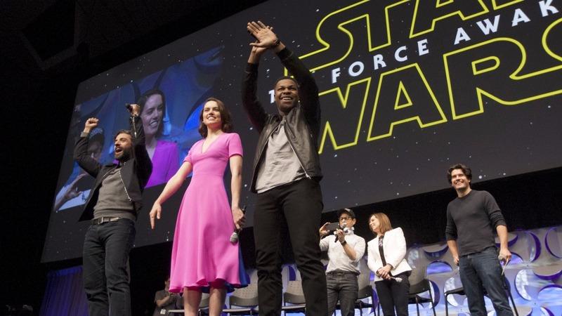 VERBATIM: Boyega's rise to 'Star Wars' fame
