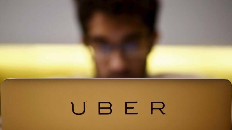 Exclusive: Goldman bankers join Uber