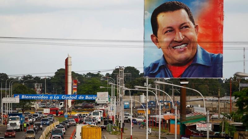 'Party of Chavez' struggles before election
