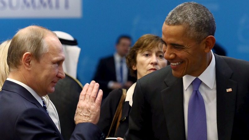 U.S. wary of coordinating strikes with Russia