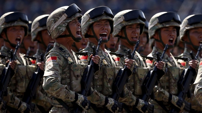 China's military puts down roots overseas