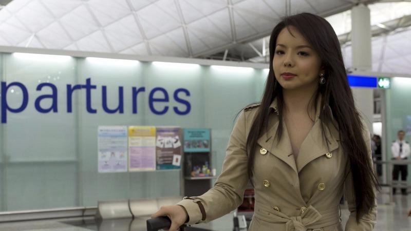 Canada's Miss World denied visa to China