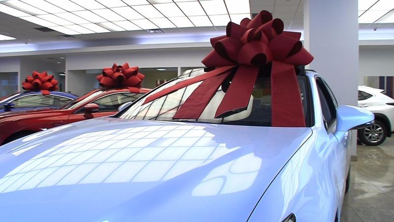 Auto companies jump on Black Friday bandwagon