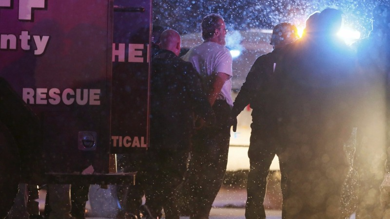 Planned Parenthood shooting suspect in custody