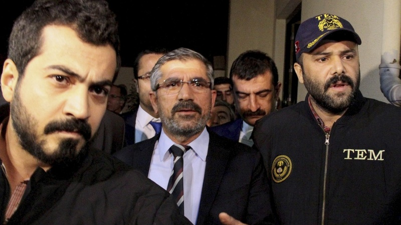Top Turkish lawyer gunned down