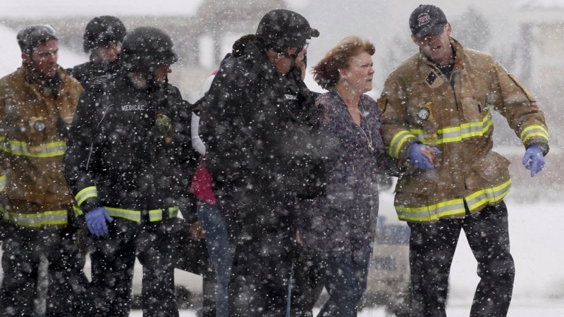 VERBATIM: Colorado survivor 'felt helpless'