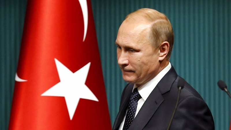 Russia slaps sanctions on Turkey over jet downing